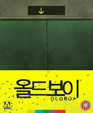 Oldboy - 4 Disc Limited Collectors Edition Original Trilogy Box Arrow Blu Ray