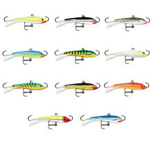 "Rapala Jigging Rap W2 Ice Jig 1 1/4"" (3.2 CM) **CHOOSE COLOR**"
