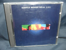 Simple Minds ‎– Real Life