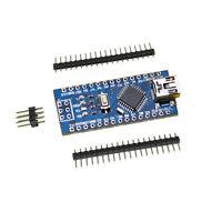 1P Mini USB Nano V3.0 ATmega328 CH340G 5V 16M Micro-controller board For Arduino