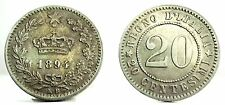 Savoia-UMBERTO I (da 20 Centesimi) 1894 KB-Berlino