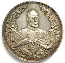 [R1029] Silbermedaille 1895, Erzherzog Albrecht, Auf seinen Tod