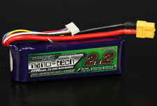 RC Turnigy nano-tech 2200mah 4S 25~50C Lipo Pack