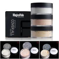 55g Facial Powder Loose Finish Makeup Translucent Smooth Foundation Face Powder