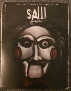 Saw Unrated - 4K Ultra HD (Region Free) & Blu Ray (Region A) Brand New Sealed