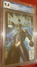 NOVA #8 CGC 9.4 (1st app Cosmos/Knowhere) Marvel 2008 MCU Disney