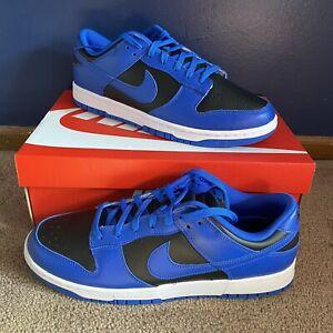 Nike Dunk Low Retro Hyper Cobalt (2021) DD1391-001 Mens Size 13 BRAND NEW