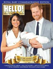 Hello Canada Magazine Archie Harrison Windsor Brand NEW #662/63 May 2019 Double