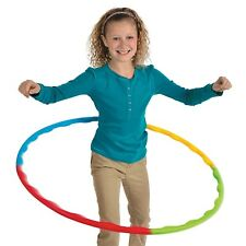 Hula Hoop 65cm Cerchio Colorato Gioco Divertimento Bambini Esercizio dfh