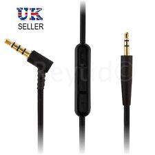 Bose® QC25 & SoundTrue Audio Cable w/ Mic & Vol Control - Replacement Headphones