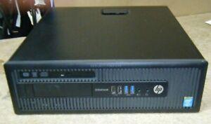 HP ProDesk 600 G1 Core i5 4570 3.20GHz 4GB RAM 500 HDD Win 10 PC WiFi