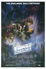 #Z174 Star Wars The Empire Strikes Back Movie poster 24X36