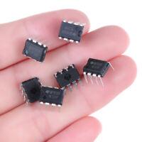 10PCS NE555P DIP-8 original IC time base circuit single high precision timer.UK