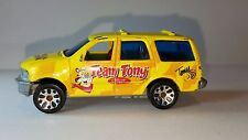 Matchbox FORD EXPEDITION TEAM TONY KELLOGGS ~ Made in China in 1998