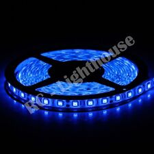 3528 LED Light Strip, Under Cabinet, Deck, Camping, Hiking, Tents Blue 5 meters