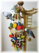 Papageienspielzeug: Sterntaler, Naturholz, Gigantische 85 cm ++++ ++WOW ++++++