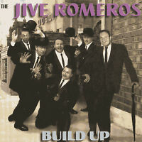 JIVE ROMEROS Build Up CD British ROCK 'N' ROLL swing Stargazers 1950 style