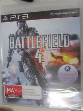 battlefield 4 PS3  (NEW)