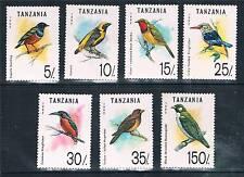 Tanzania 1992 Birds SG 1353/9 MNH
