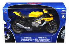 NEWRAY 1:12 YAMAHA YZF-R1 Motorcycles Model 57803B