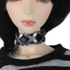 Msd & Model Size - Triple Xxx Choker (Black ; Only For Girl)