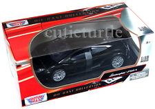 Motormax Lamborghini Gallardo LP 560-4 1:18 Diecast Model Car 79152 Black