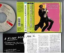 CLARENCE CLEMONS A Night With Mr. C BRUCE SPRINGSTEEN JAPAN CD 25DP5540 w/OBI