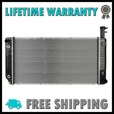 New Radiator For Chevy Express Van GMC Savana 04-15 4.8 6.4 V8 Lifetime Warranty