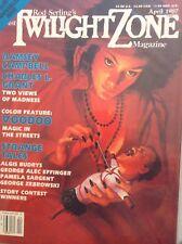 The Twilight Zone Magazine Ramsey Campbell April 1987 121417nonrh