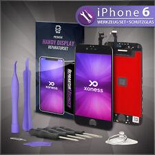 Ersatz LCD iPhone 6 Display Schwarz Retina Bildschirm Glas Scheibe TouchScreen