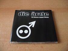 Single CD Die Ärzte - Ein Schwein namens Männer - 1998