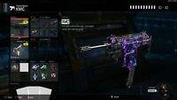 Bo3 PS4 Level 1000 modded Xmc Classes