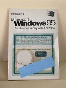 MICROSOFT WINDOWS 95_FULL VERSION