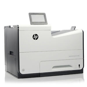 HP PageWide Enterprise 556dn Color Printer Wireless Duplex Printing G1W45A
