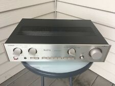 Luxman L-210 Stereo Integrated Amplifier, Recapped, Refurbished, 45 Watts Per Ch