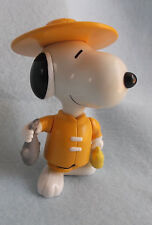 1998 McDonald's International Snoopy World Tour Figure Toy - HONG KONG