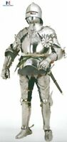 Medieval Costume Wearable Knight Gothic Suit Of Armor Full Body Armour Combat