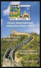 Samoa - China International Collection Expo 2013 Souvenir Sheet