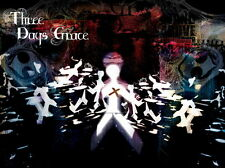 """20 Three Days Grace - Canadian Rock Band Groundswell 19""""x14"""" Poster"""