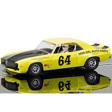 Scalextric Slot Car C3724 Chevrolet Camaro 1969 Rolex Monterey Motorsports 2012