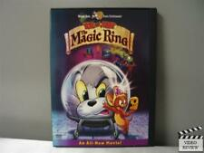 Tom and Jerry - The Magic Ring (DVD, 2002)