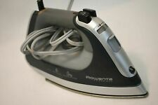 Rowenta Power Duo Electric Iron DX 6900 Pro Vertical Steam Self Clean Auto Off