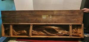 Vintage Winchester Rifle Wood Box Shipping Crate  Very Rare!!!