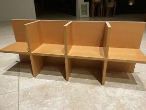 Ikea Billy Bookcase CD shelf Insert. Beech. Good condition.