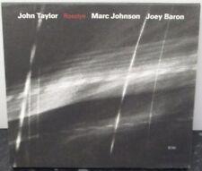 JOHN TAYLOR / MARC JOHNSON / JOEY BARON - Rosslyn - CD ALBUM