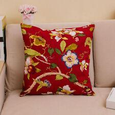 "18x18"" Size 100% Cotton Decorative Cushion Covers"