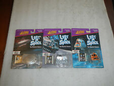 Lot of 3 Johnny Lightning Lost in Space Die-Cast Models New