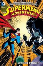 Superman Adventures Vol 2 Scott McCloud & Rick Burchett 2016 NEW FREE SHIPPING