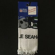 Vintage Seattle Seahawks Marilyn Meade Hand Towel Nfl Football 1985