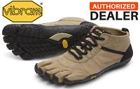 🔥VIBRAM Five Fingers V-Trek Black Khaki Men's Shoes 40-48EU -  ALL Sizes - NEW!